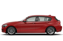 BMW 1 Series Library Picture