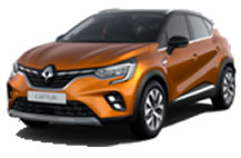 Renault Captur Library Picture