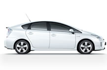 Toyota Prius Library Picture