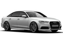 Audi A6 Library Picture