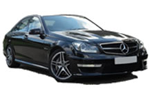 Mercedes Benz C Class Library Picture