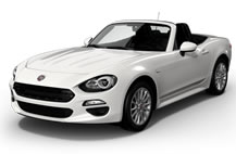 Fiat 124 Spider Library Picture