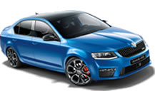 Skoda Octavia Library Picture