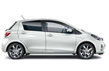 Toyota Yaris Library Picture
